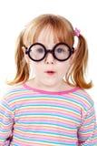Charming geek Stock Photos