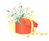 Charming Gift Stock Photo