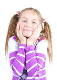 Charming girl Royalty Free Stock Photography