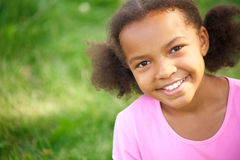 Charming girl Royalty Free Stock Image