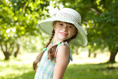 Charming girl Stock Photo