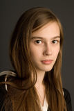 Charming girl Stock Photography