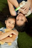 Charming kids Stock Images