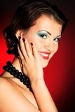 Charming lady Royalty Free Stock Photos