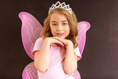Charming little fairy Royalty Free Stock Photography