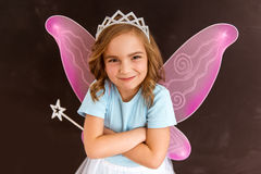 Charming little fairy Stock Image