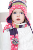 Charming little girl Royalty Free Stock Photo