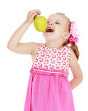 Charming little girl Royalty Free Stock Photography