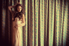 Charming model Royalty Free Stock Images