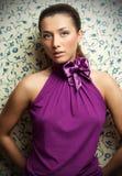 Charming model posing Stock Photography