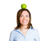 Charming nutritionist Stock Photo