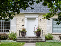 Charming older home Stock Photo