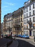 Charming streets of Paris Stock Images