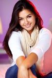 Charming teenager Stock Photo