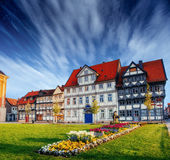 Charming town in Germany. Little Venice. Europe Royalty Free Stock Photography