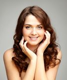 Charming woman Royalty Free Stock Images