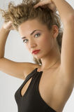 Charming woman portrait Royalty Free Stock Image