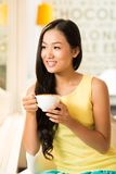 Charming woman Stock Photo