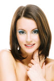 Charming young woman Royalty Free Stock Image