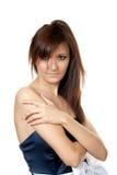 Charming young woman Stock Photos