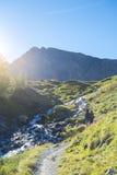 Charmonts peaks Stock Photo