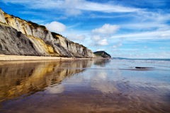 Charmouth Beach Stock Photography