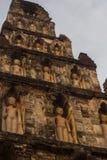 Charmtevi tempel Arkivfoton