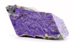 Charoite Stockfotos