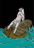 charon ilustração do vetor