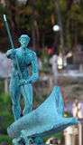 Charon - o portador das almas dos mortos Imagem de Stock Royalty Free
