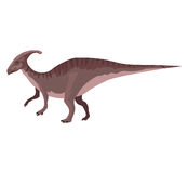 Charonosaurus Fotografia Stock Libera da Diritti