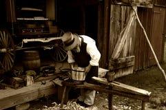 Charpentier photo libre de droits