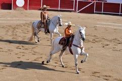 Charros messicano Fotografia Stock Libera da Diritti