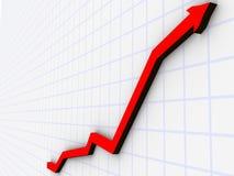 Chart 2 Stock Image