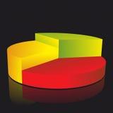 Chart stock illustration