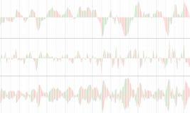 Chart background Stock Photos
