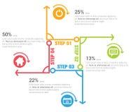 Chart Design Royalty Free Stock Image