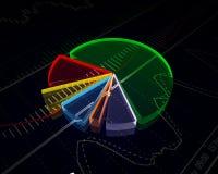 Chart, diagram Stock Photos
