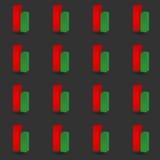 Chart seamless design Stock Photos