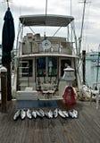Charte de pêche, Key West la Floride Photographie stock libre de droits