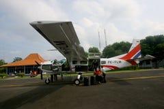 Charter aircraft Royalty Free Stock Image