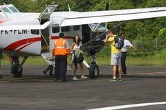 Charter aircraft Stock Image