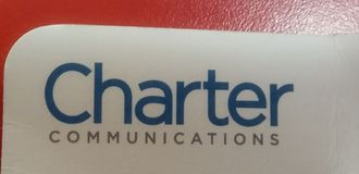 Charter Communications fotos de archivo