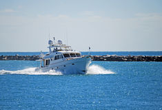 Charter Fishing Boat Royalty Free Stock Images