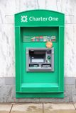 Charter One Bank ATM Stock Images