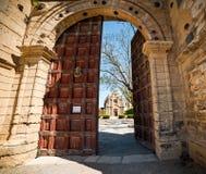 Charterhouse av Jerez de la Frontera Arkivbild