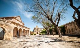 Charterhouse av Jerez de la Frontera Arkivfoton