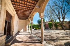 Charterhouse av Jerez de la Frontera Royaltyfria Bilder