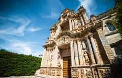 Charterhouse av Jerez de la Frontera Fotografering för Bildbyråer