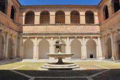 CHARTERHOUSE DE PADULA, SA, ITALIA Fotografía de archivo libre de regalías